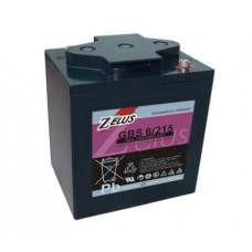 Аккумулятор тяговый Zelus GBS6-215