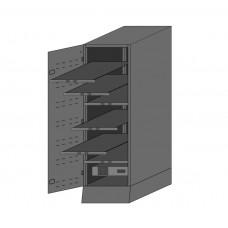 Батарейный шкаф D-1SL