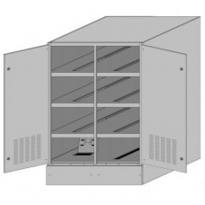 Батарейный шкаф D-11S