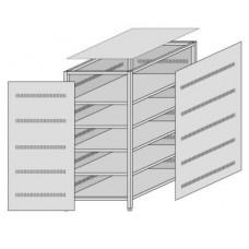 Батарейный шкаф DL-491