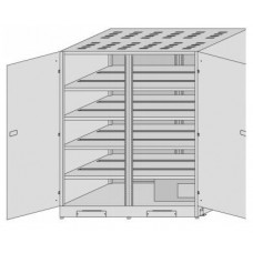 Батарейный шкаф DL-1500