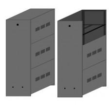 Батарейный шкаф DL-4