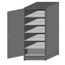 Батарейный шкаф DL-6SL