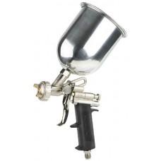 """Пистолет STAYER """"PROFESSIONAL"""" краскораспылительный с верхним бачком 600 мл, расход воздуха 125 л/мин, 1,5мм"""