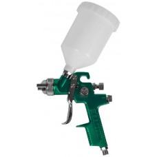 """Пистолет KRAFTOOL """"EXPERT QUALITAT"""" краскораспылительный с верхним бачком 600мл, расход воздуха 260-300л/мин, 1,4мм"""