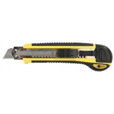 """Набор STAYER Нож """"PROFI"""" с запасными сегмент. лезвиями, 8шт, самофикс., 18мм"""