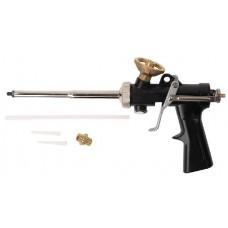 """Пистолет KRAFTOOL """"INDUSTRIE"""" для монтажной пены, цельнометаллический"""