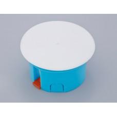Коробка распаечная ГСК с/п D=80мм,Н=45мм