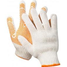 """Перчатки STAYER """"МASTER"""" трикотажные, 7 класс, х/б, с защитой от скольжения, S-M"""