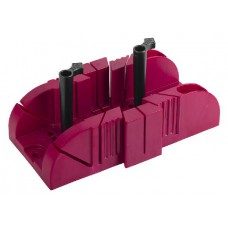 Стусло ЗУБР пластиковое, малое, с эксцентриками, ширина 75 мм