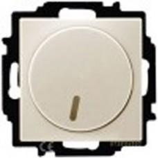 Светорегулятор Busch-Dimmer с центральной платой, слоновая кость