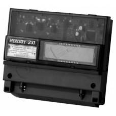 Электросчетсик Меркурий 231 АТ-01 3Ф 3*230/400 5(60)Мн.т ЖКИ дин-рейка