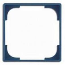 Декоративная накладка, аттика/синий