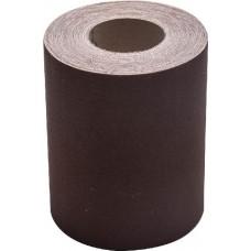 Шлиф-шкурка водостойкая на  тканевой основе в рулоне, №10, 200мм x 20м