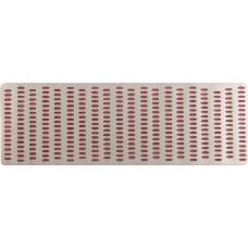 Пластина LEGIONER абразивная мелкозернистая, 70 х 200 мм