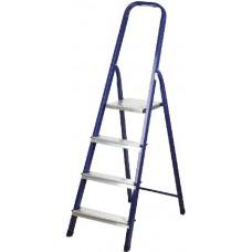 Лестница-стремянка стальная, 5 ступеней, 103 см