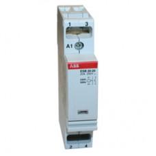 Модульный контактор ESB-20-02 220 В АС