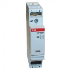 Модульный контактор ESB-20-20 220 В АС