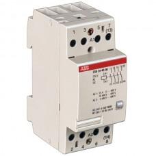 Модульный контактор ESB-24-40 220В АС/DC
