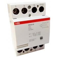 Модульный контактор ESB-40-40 220В АС/DC