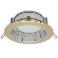 Ecola GX53 H2R Downlight with reflector_gold (светильник) 58х125