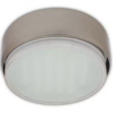 Ecola GX53 FT8073 светильник накладной сатин-хром  25x82