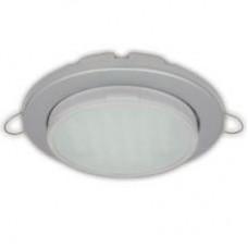 Ecola GX53 DGX5315 Встраиваемый Легкий Серебро (светильник) 18x100
