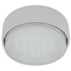 Ecola GX53 FT8073 светильник накладной белый 25x82