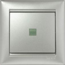 Переключатель на 2 направления с подсветкой (770126)