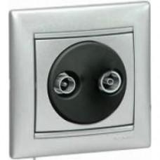 Розетка TV-R концевая 10dB (770133)