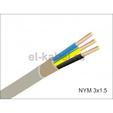 NYM 3x1,5 Севкабель