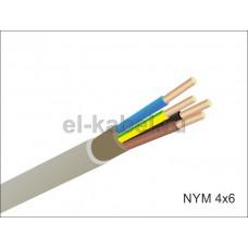 NYM 4x6,0