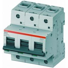 Автоматический выключатель 3Р S803 C80