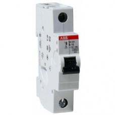 Автоматический выключатель 1-полюс SH201L C16
