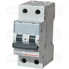 Автоматический выключатель TX3 C25A 2П 6000