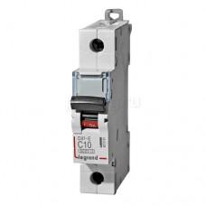 Автоматический выключатель DX3-E C40 1П 6000/6kA