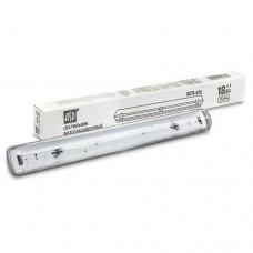 Светильник люминисцентный герметичный ASD ЛСП-456 2х18Вт Т8/G13 IP65