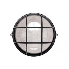 Светильник влагозащищенный ASD НПП-1102 круг с/р 1х100Вт А60/Е27 IP54 черный