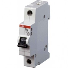 Автоматический выключатель 1Р S201 C10