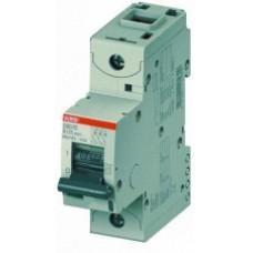 Автоматический выключатель 1Р S801 C80